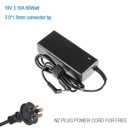 19V 3.16A 60Watt charger for Samsung NP900X3L