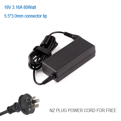 19V 3.16A 60Watt charger for Samsung NP355V5C
